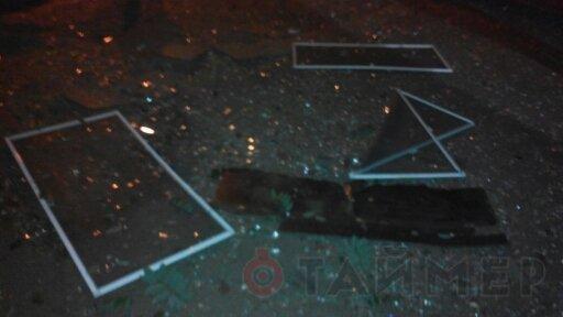 Взрыв в Одессе у здания областного управления СБУ /