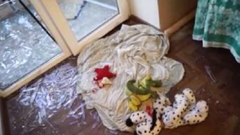 Ночной взрыв в Одессе: в нескольких кварталах выбиты окна. Видео