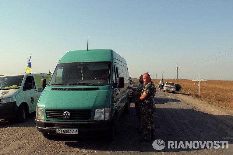 Представители Одесской самообороны просят показать документы