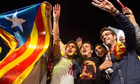 Досрочные парламентские выборы в Каталонии. Архивное фото