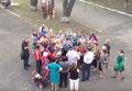 Логистический центр в Новотошковке. Видео
