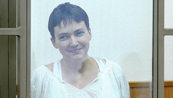 Очередное заседание суда по делу Надежды Савченко