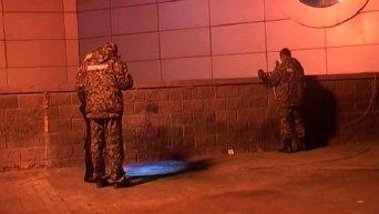 На месте взрыва на Южном ж/д вокзале Киева