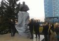 Памятник Тарасу Шевченко в Новосибирске