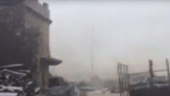 Тайфун Дуцзюань обрушился на материковую часть Китая