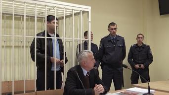 Арест Сергея Калиновского. Видео