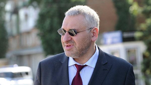 Адвокат Марк Фейгин. Архивное фото