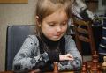 Украинка Вероника Веремюк - чемпионка Европы по шахматам среди юношей и девушек (8-18 лет)