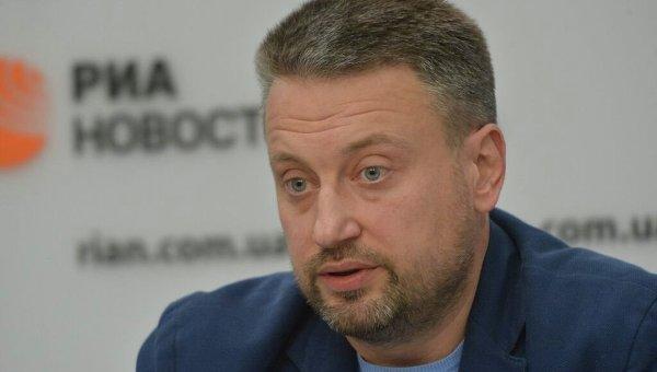 Директор энергетических программ Центра мировой экономики и международных отношений НАН Украины Валентин Землянский