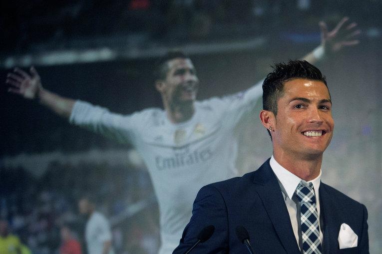 Криштиану Роналду стал лучшим бомбардиром мадридского Реала в истории