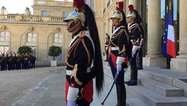 За кулисами нормандской встречи в Париже