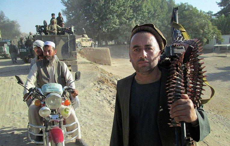 Бои за афганский город Кундуз