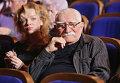 Армен Джигарханян и его супруга, с которой их уже развели