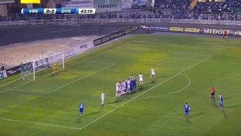 Ворскла - Динамо -0:4. Видео