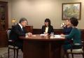 Полное интервью Петра Порошенко украинским телеканалам. Видео