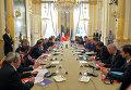 Встреча нормандской четверки в Париже