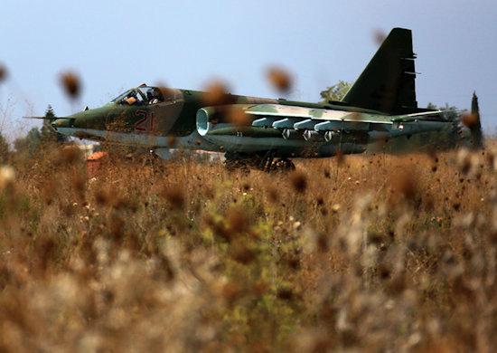 За сутки в Сирии совершено 25 вылетов Су-34, Су-24М и Су-25 - Минобороны РФ