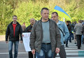 Нововолынские шахтеры. Архивное фото
