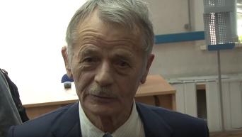 Энергоблокаду Крыма поддерживают 85% крымских татар - Джемилев. Видео