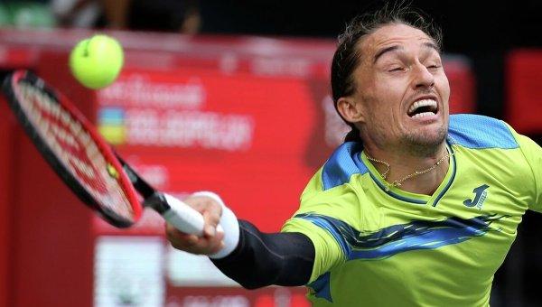 Александр Долгополов проиграл поединок Сэму Куэрри на открытом чемпионате Японии по теннису.