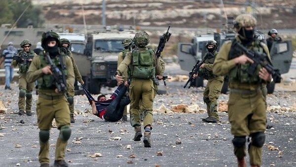 Израильские солдаты. Архивное фото
