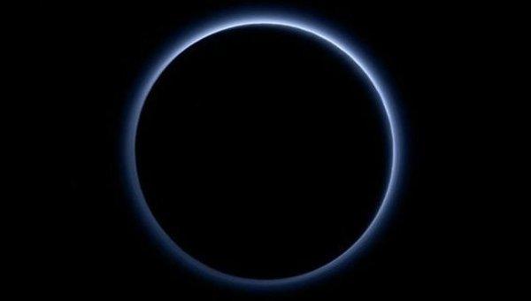 Небо над Плутоном