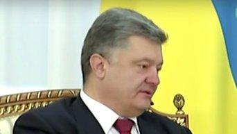 Петр Порошенко поблагодарил Нурсултана Назарбаева за поддержку территориальной целостности Украины
