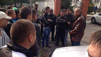 Цыганский конфликт в Мукачево