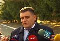 Глава столичной милиции о стрельбе возле метро Житомирская. Видео