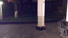Во двор Кивалова бросили гранату