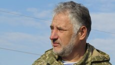 Глава Донецкой военно-гражданской администрации Павел Жебривский