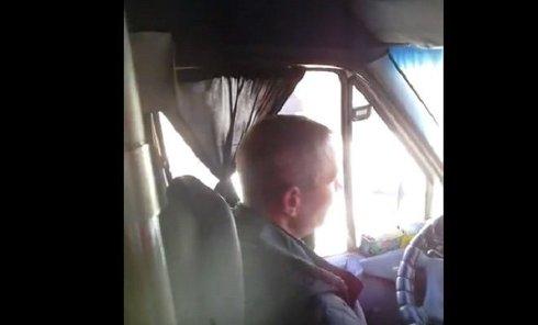 В Запорожье водитель маршрутного такси отказался везти участника АТО бесплатно