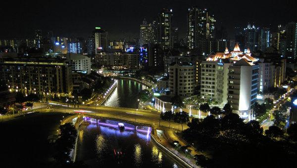 Сингапур. Архивное фото