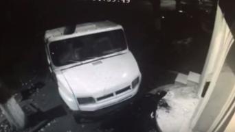 В Кишиневе у офиса правящей партии вылили тонны фекалий. Видео
