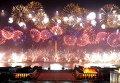 Грандиозный военный парад в честь 70-летия со дня создания Трудовой партии КНДР Пхеньяне