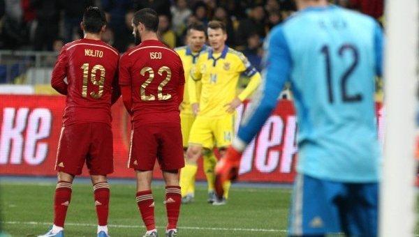 Евро-2016. Украина - Испания