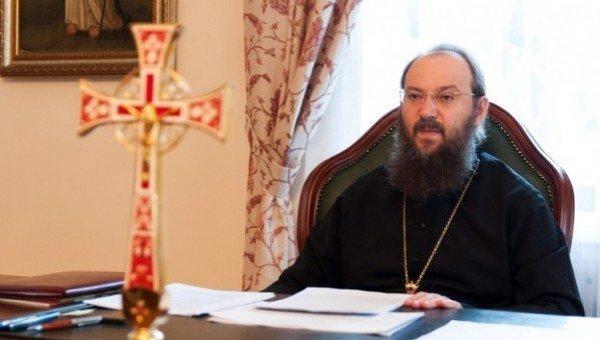 Управляющий делами УПЦ митрополит Бориспольский