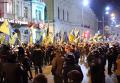 Многотысячный Марш героев в Харькове. Видео