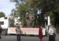 В Полтаве презентовали памятник Мазепе. Видео