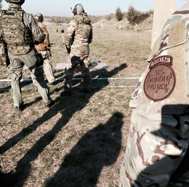 Тренировка спецназа МВД Сокол