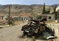 Сирийская армия освободила от боевиков Фронта ан-Нусра деревню Саф-Сафа в провинции Хама