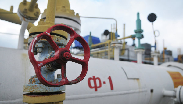 Высокогорная газокомпрессорная станция Воловец в Закарпатской области