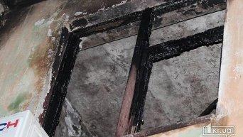 Взрыв в доме в Кривом Роге