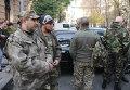Пикет у здания АП в Киеве. Архивное фото