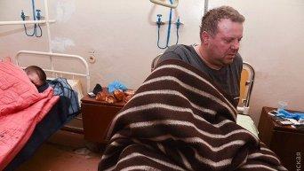 Пострадавшие при крушении катера под Одессой