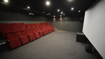 Кинотеатр в Киеве