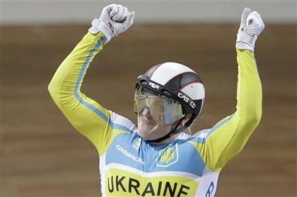 Украинка Любовь Басова заняла 4 место в кейрине на чемпионате Европы на велотреке.
