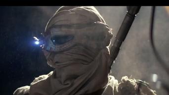 Кадр из трейлера Звездных войн. Видео