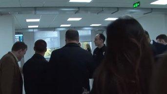 Министр внутренних дел Литовской республики посетил столичный патруль. Видео