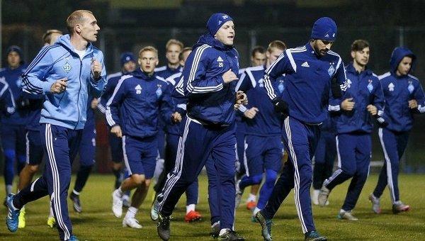 Сегодня «Динамо» сыграет с«Бенфикой»— Лига чемпионов